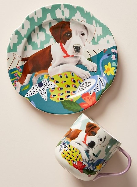 Anthropologie présente sa collection la plus doggy par Jay McClellan